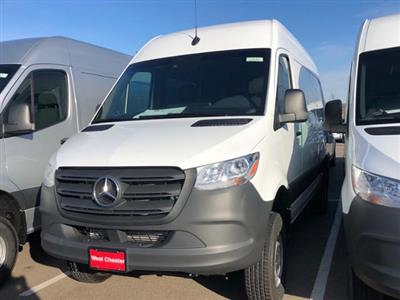 2019 Sprinter 2500 Standard Roof 4x4, Empty Cargo Van #V19486 - photo 1