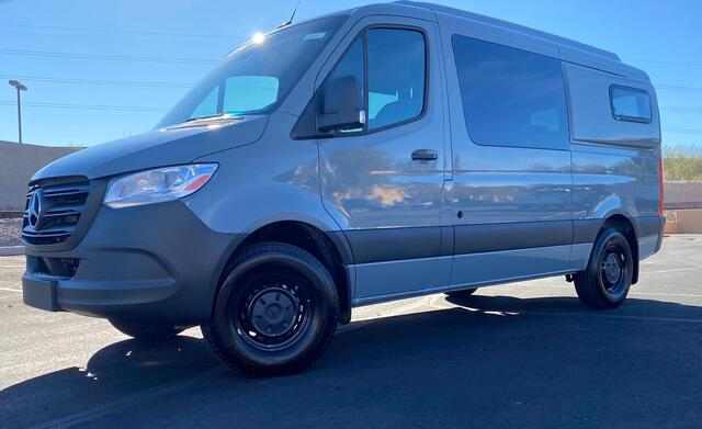 2019 Mercedes-Benz Sprinter Full-size Cargo Van #V19491 - photo 4