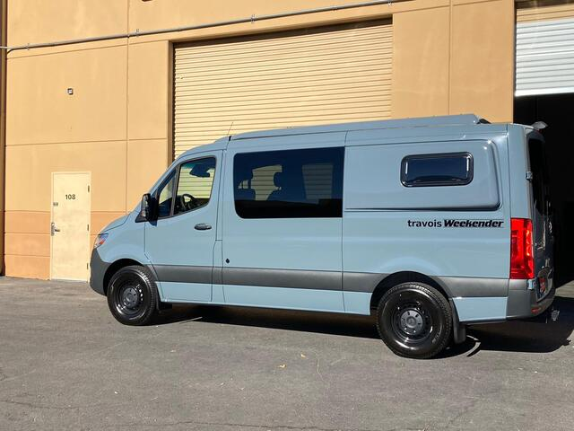 2019 Mercedes-Benz Sprinter Full-size Cargo Van #V19491 - photo 5