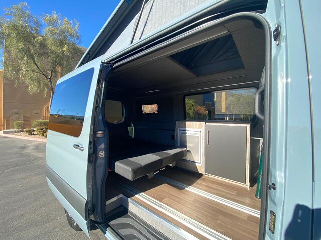 2019 Mercedes-Benz Sprinter Full-size Cargo Van #V19491 - photo 6