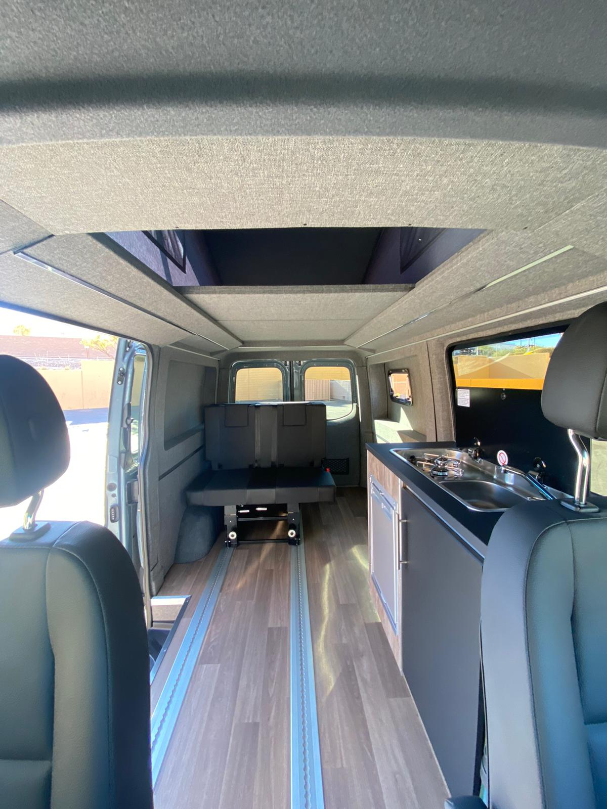 2019 Mercedes-Benz Sprinter 2500 Standard Roof 4x2, Travois Weekender Pop Top Campervan #V19491 - photo 1