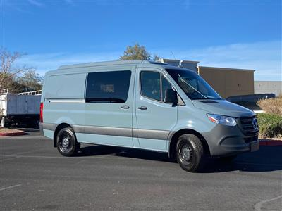 2019 Mercedes-Benz Sprinter 2500, Travois Weekender Pop Top Campervan