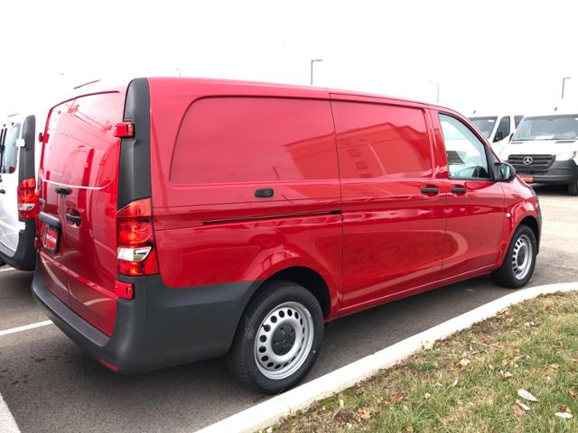 2020 Mercedes-Benz Metris RWD, Empty Cargo Van #V19521 - photo 1