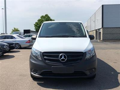 2016 Mercedes-Benz Metris RWD, Weather Guard Upfitted Cargo Van #V19558A - photo 4