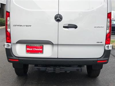 2020 Mercedes-Benz Sprinter 2500 Standard Roof 4x4, Empty Cargo Van #V19627 - photo 2