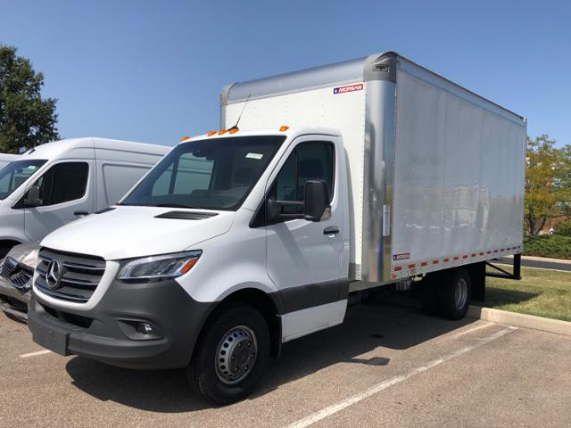 2019 Mercedes-Benz Sprinter 3500XD RWD, Morgan Dry Freight #V19644 - photo 1