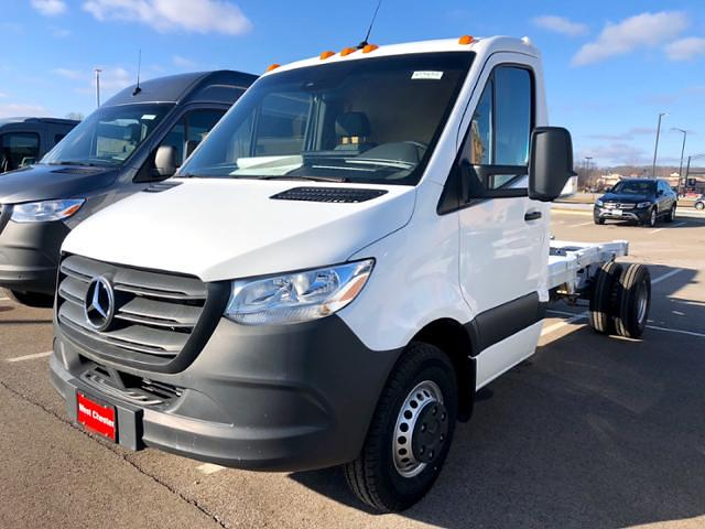 2019 Mercedes-Benz Sprinter 3500XD High Roof 4x2, Cutaway #V19652 - photo 1