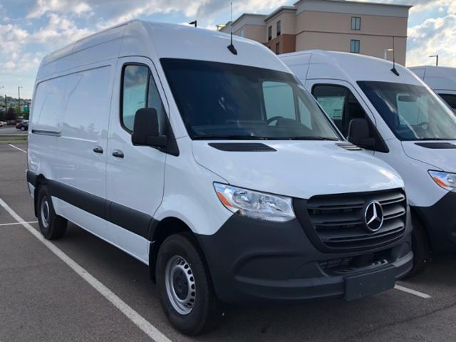 2020 Mercedes-Benz Sprinter 2500 High Roof 4x4, Empty Cargo Van #V20117 - photo 1