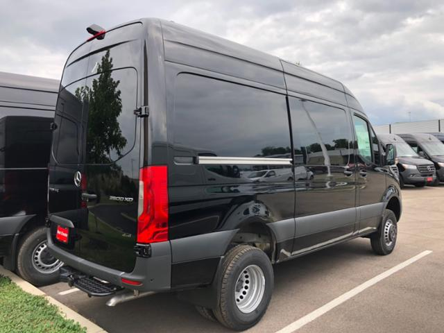 2020 Mercedes-Benz Sprinter 3500XD Standard Roof 4x4, Empty Cargo Van #V20229 - photo 5