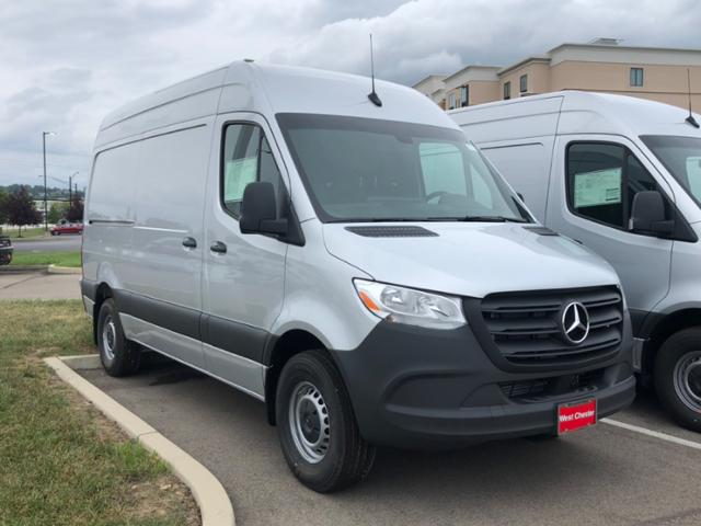 2020 Mercedes-Benz Sprinter 2500 Standard Roof RWD, Empty Cargo Van #V20230 - photo 1