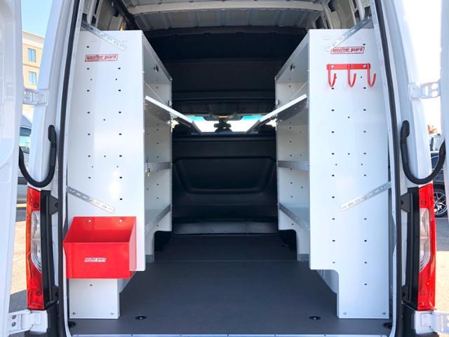 2020 Mercedes-Benz Sprinter 1500 Standard Roof 4x2, CrewVanCo & Weather Guard Upfitted Cargo Van #V20275 - photo 9