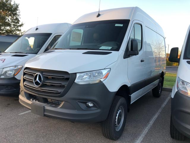 2020 Mercedes-Benz Sprinter 2500 Standard Roof 4x4, Empty Cargo Van #V20278 - photo 1