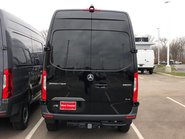2020 Mercedes-Benz Sprinter 2500 Standard Roof 4x4, Empty Cargo Van #V20363 - photo 7