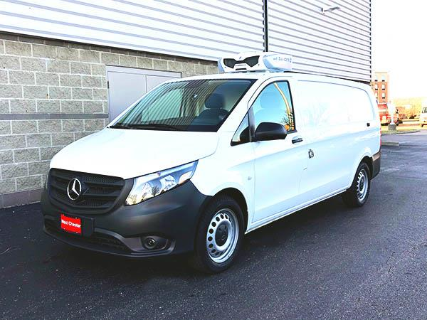 2020 Mercedes-Benz Metris 4x2, Refrigerated Body #V20369 - photo 1
