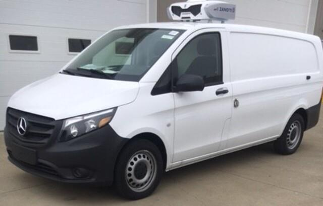2020 Mercedes-Benz Metris 4x2, Refrigerated Body #V20399 - photo 1