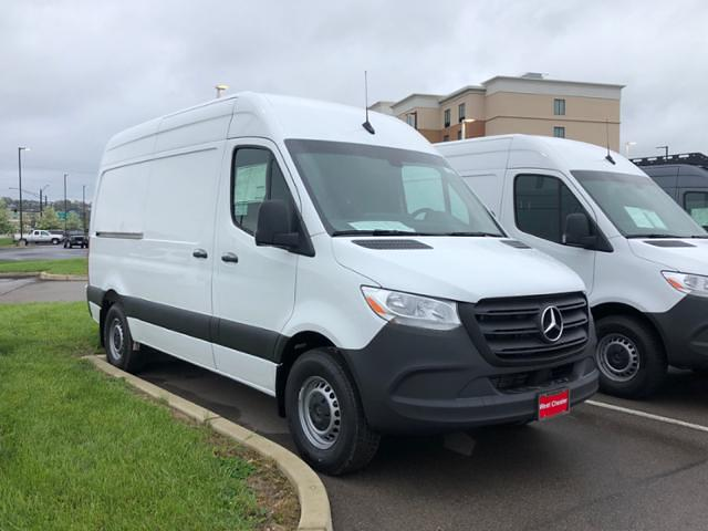 2021 Mercedes-Benz Sprinter 2500 4x2, Empty Cargo Van #V21122 - photo 1