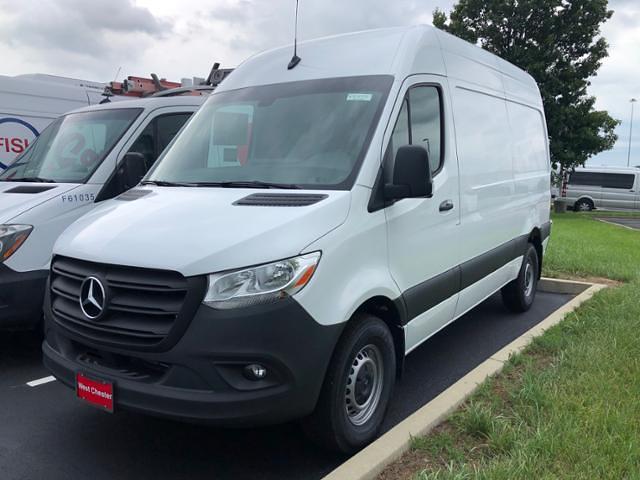 2021 Mercedes-Benz Sprinter 2500 4x2, Empty Cargo Van #V21152 - photo 1