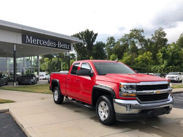2017 Chevrolet Silverado 1500 4WD Double Cab 143.5 Extended Cab Pickup #W18247A - photo 1