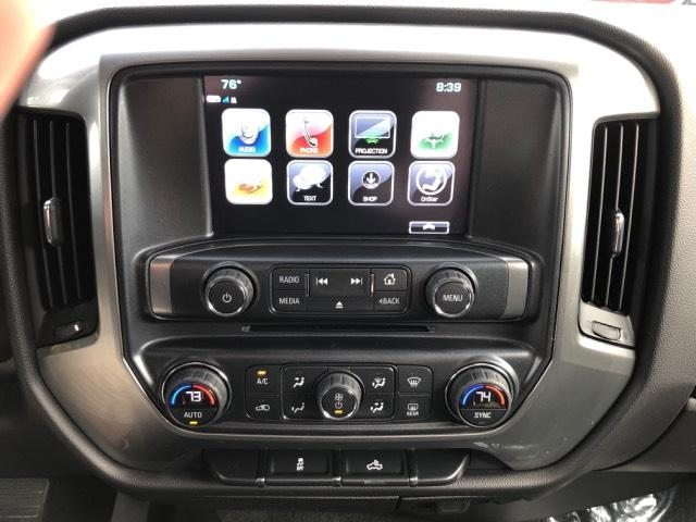 2017 Chevrolet Silverado 1500 4WD Double Cab 143.5 Extended Cab Pickup #W18247A - photo 22