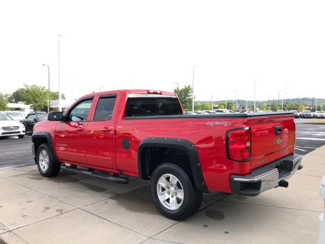 2017 Chevrolet Silverado 1500 4WD Double Cab 143.5 Extended Cab Pickup #W18247A - photo 2