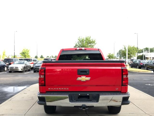 2017 Chevrolet Silverado 1500 4WD Double Cab 143.5 Extended Cab Pickup #W18247A - photo 5