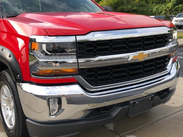 2017 Chevrolet Silverado 1500 4WD Double Cab 143.5 Extended Cab Pickup #W18247A - photo 9