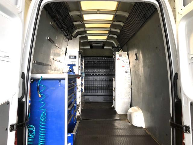 2015 Mercedes-Benz Sprinter 2500 4x2, Upfitted Cargo Van #W18560B - photo 1