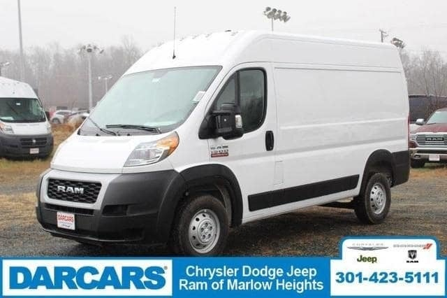2019 ProMaster 1500 High Roof FWD, Empty Cargo Van #197560 - photo 3