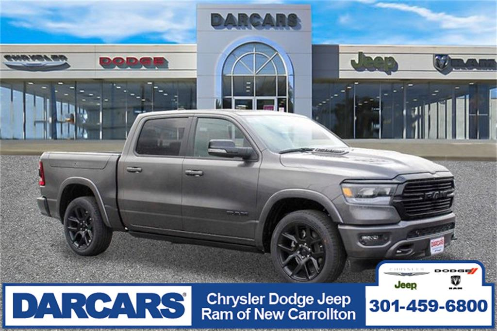 2021 Ram 1500 Crew Cab 4x4, Pickup #1W9016A - photo 1