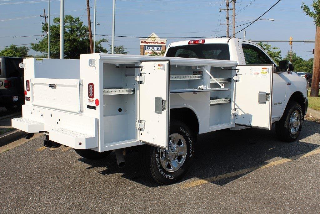 2021 Ram 2500 Regular Cab 4x4,  Reading Classic II Steel Service Body #1W9041 - photo 8