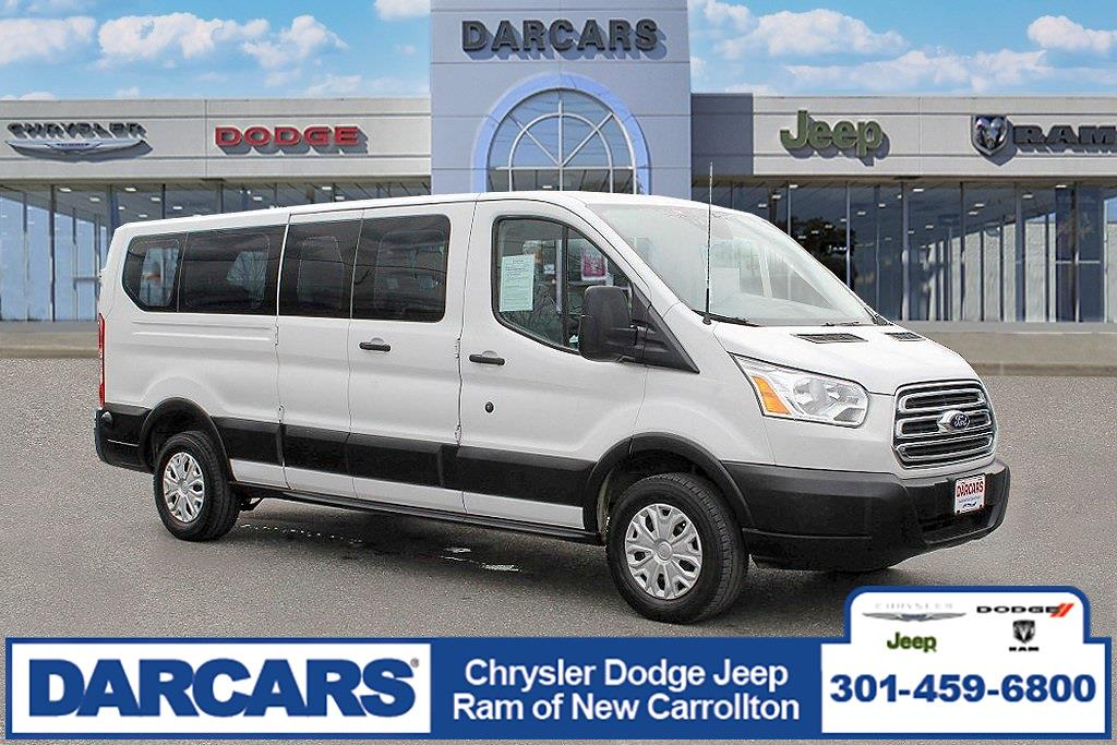 2019 Ford Transit 350 Low Roof 4x2, Passenger Wagon #207639A - photo 1