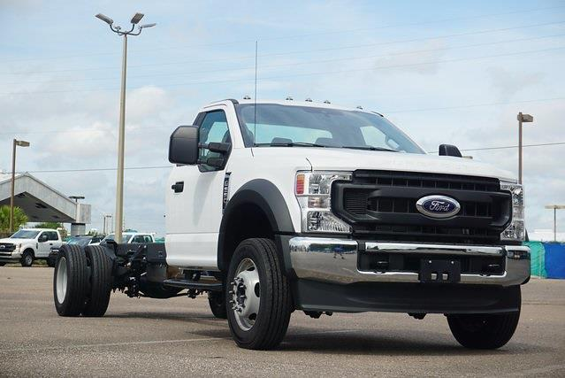 2021 Ford F-550 Regular Cab DRW 4x2, Cab Chassis #00A01940 - photo 1