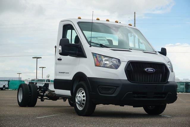 2020 Ford Transit 350 HD DRW 4x2, Cab Chassis #00B16074 - photo 1