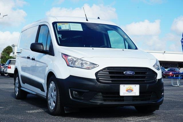 2019 Ford Transit Connect 4x2, Upfitted Cargo Van #00P24154 - photo 1