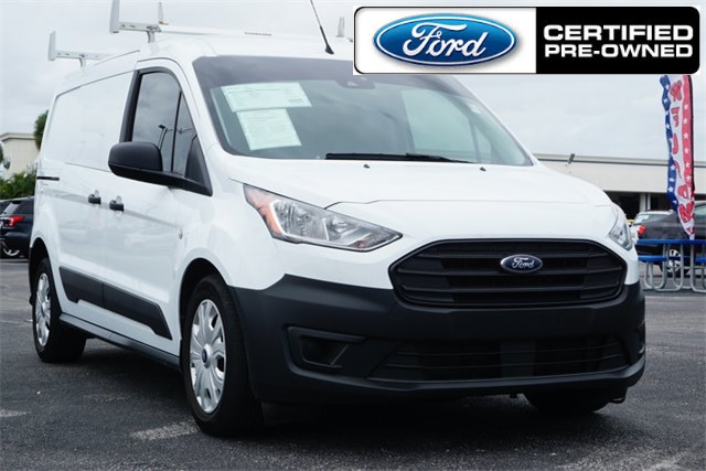 2019 Ford Transit Connect 4x2, Upfitted Cargo Van #0A36210A - photo 1