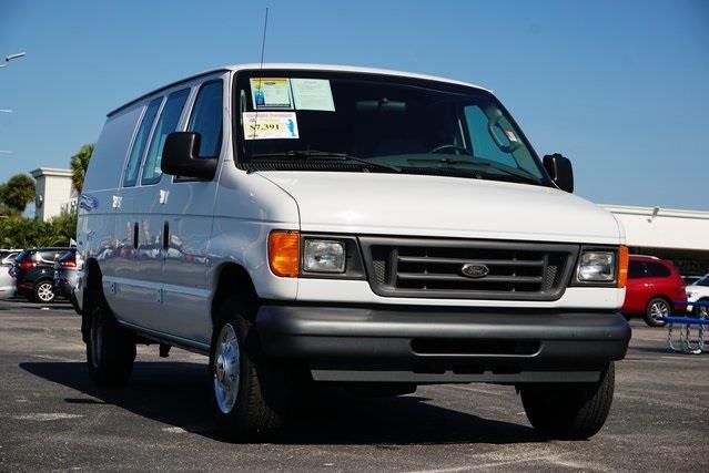 2006 Ford E-250 4x2, Upfitted Cargo Van #0B15153A - photo 1