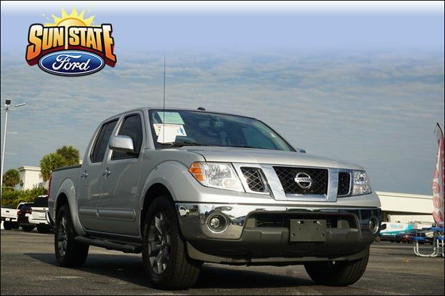 2019 Nissan Frontier Crew Cab 4x2, Pickup #0D04115A - photo 1