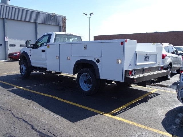 2019 F-450 Regular Cab DRW 4x2, Monroe Service Body #0F194442 - photo 1