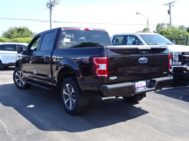 2019 F-150 SuperCrew Cab 4x4, Pickup #0F194917 - photo 1