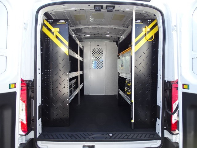2019 Transit 250 Med Roof 4x2, Ranger Design Upfitted Cargo Van #0T194804 - photo 1
