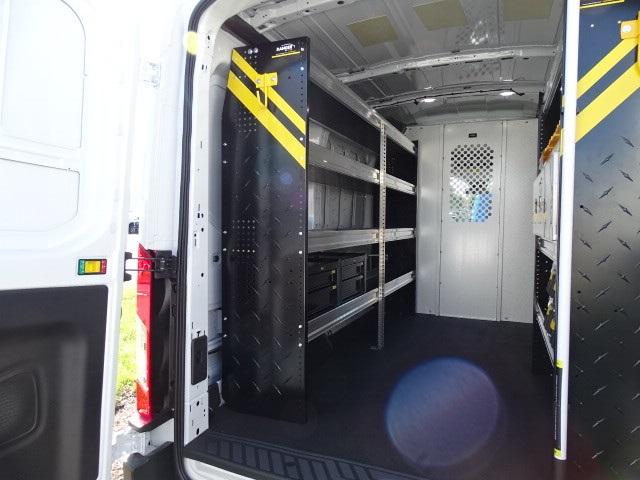 2019 Transit 250 Med Roof 4x2, Ranger Design Base Shelving Upfitted Cargo Van #0T194804 - photo 10