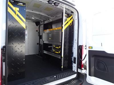 2019 Transit 250 Med Roof 4x2, Ranger Design Base Shelving Upfitted Cargo Van #0T194804 - photo 11