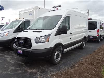 2019 Transit 250 Med Roof 4x2, Ranger Design Base Shelving Upfitted Cargo Van #0T194804 - photo 6