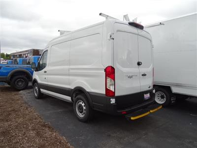 2019 Transit 250 Med Roof 4x2, Ranger Design Base Shelving Upfitted Cargo Van #0T194804 - photo 3