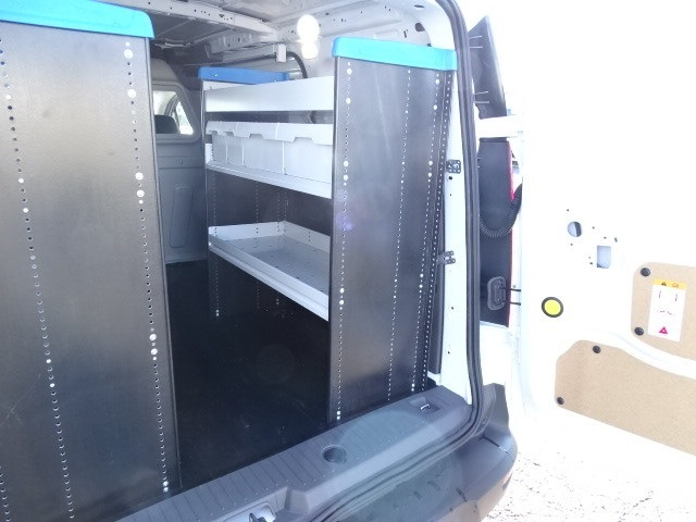 2019 Transit Connect 4x2, Sortimo Shelf Staxx Upfitted Cargo Van #0T194885 - photo 10