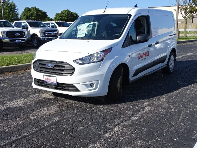2019 Transit Connect 4x2, Sortimo Shelf Staxx Upfitted Cargo Van #0T194885 - photo 7