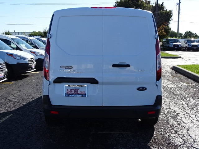 2019 Transit Connect 4x2, Sortimo Shelf Staxx Upfitted Cargo Van #0T194885 - photo 8