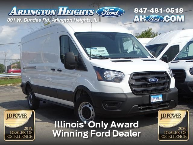 2020 Ford Transit 250 Med Roof 4x2, Empty Cargo Van #T201076 - photo 1