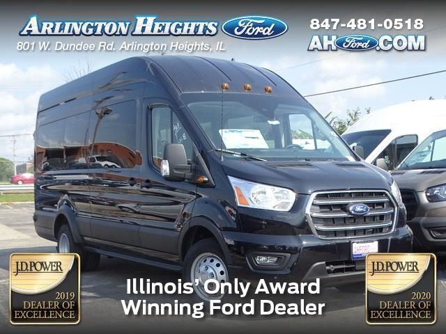 2020 Ford Transit 350 HD High Roof DRW 4x2, Passenger Wagon #T205913 - photo 1
