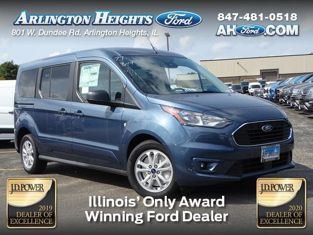 2021 Ford Transit Connect, Empty Cargo Van #T211059 - photo 1